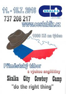 Skalka City Camp